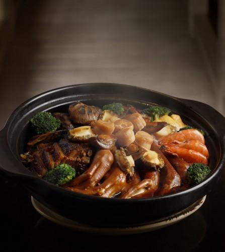 圖片_日夜粥麵區_傳統賀年外賣盆菜 Photo_Noodle & Congee_Takeaway CNY Casserole