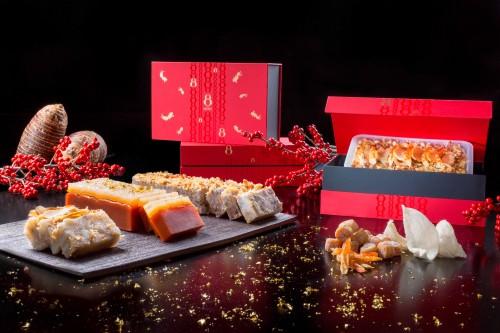 圖片_8餐廳_中式賀年年糕 Photo_The 8_classic Chinese New Year cakes