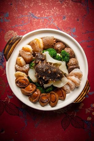 Lotus Palace - Poon choi 新春盆菜