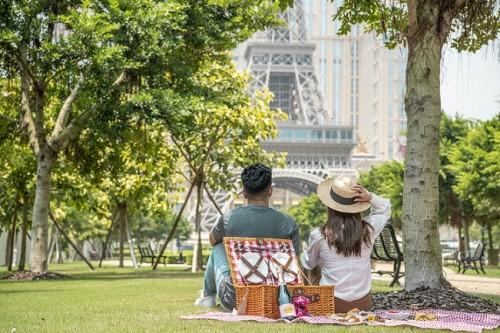 巴黎人花園—法式戶外野餐體驗
